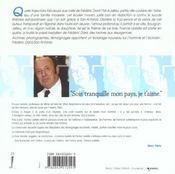 Fréderic Dard - 4ème de couverture - Format classique
