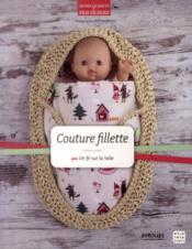 Couture fillette - Couverture - Format classique
