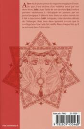 Meru puri t.1 - 4ème de couverture - Format classique