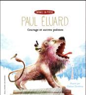 Courage et autres poèmes - Couverture - Format classique
