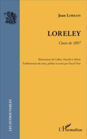 Loreley - conte de 1897 - Couverture - Format classique