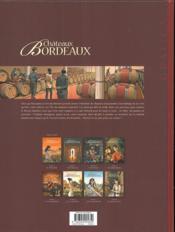 Châteaux Bordeaux T.9 ; les primeurs - 4ème de couverture - Format classique