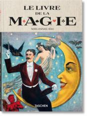 Le livre de la magie - Couverture - Format classique
