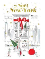 Un Noël à New York ; 50 recettes comme si vous y étiez - Couverture - Format classique
