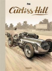 Curtiss Hill - Couverture - Format classique