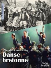 Danse bretonne - Couverture - Format classique