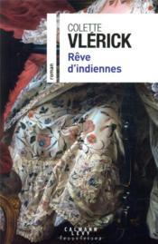 Rêve d'indiennes - Couverture - Format classique