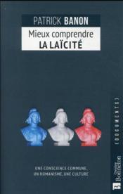 Le grand dictionnaire de la laïcité - Couverture - Format classique