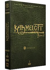 Kaamelott - Livre Ii - Intégrale - Couverture - Format classique