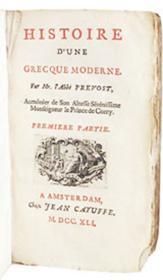 Histoire d'une Grecque moderne. - Couverture - Format classique