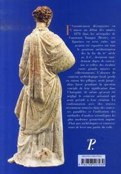 Tanagras ; de l'objet de collection à l'objet archéologique - 4ème de couverture - Format classique