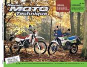 Rmt 58.1 Yamaha 125rd-Lc-Dt-Tenere/Kawa Klr 600-650 - Couverture - Format classique