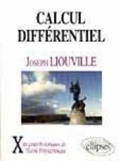 Calcul Differentiel - Intérieur - Format classique