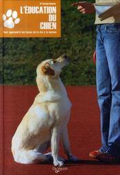 L'éducation du chien - Intérieur - Format classique