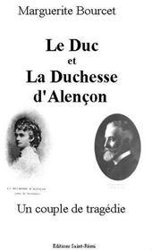 Le duc et la duchesse d'Alençon - Intérieur - Format classique