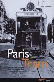 Paris tram - Intérieur - Format classique