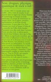 L.G.M. - 4ème de couverture - Format classique