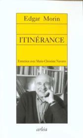 Itinerance - Couverture - Format classique