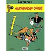 Rantanplan t.3 ; Rantanplan otage - Couverture - Format classique