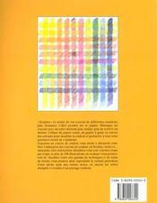 Esquisses Au Crayon De Couleur - 4ème de couverture - Format classique