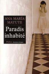 Paradis inhabite - Couverture - Format classique