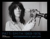 Patti Smith, 1969-1976 - Couverture - Format classique