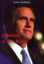 L'Amérique de Mitt Romney - Couverture - Format classique