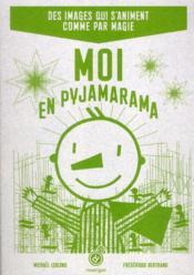 Moi en pyjamarama - Couverture - Format classique