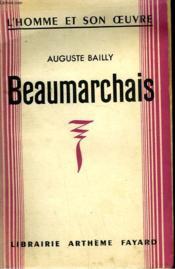 Beaumarchais. - Couverture - Format classique