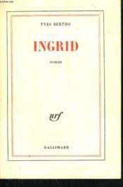 Ingrid. - Couverture - Format classique