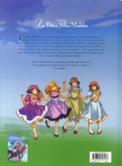Les petites filles modèles - 4ème de couverture - Format classique