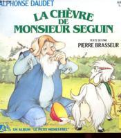 La Chevre De Monsieur Seguin - Livre Disque - Couverture - Format classique