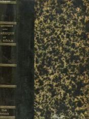 L'AMERIQUE AU XXe SIECLE - Couverture - Format classique
