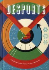 Desports N.3 - Couverture - Format classique