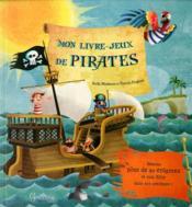 Pirates : mon livre-jeu - Couverture - Format classique
