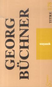 Woyzeck - Couverture - Format classique