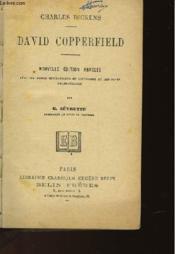 David Copperfield - Couverture - Format classique