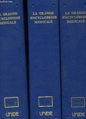 La Grande Encyclopedie Medicale - Couverture - Format classique