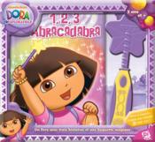 Dora ; la baguette magique de Dora - Couverture - Format classique