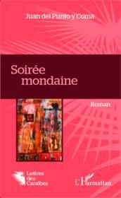 Soirée mondaine - Couverture - Format classique
