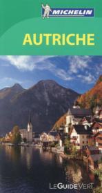 Le Guide Vert ; Autriche - Couverture - Format classique
