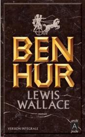 Ben Hur - Couverture - Format classique