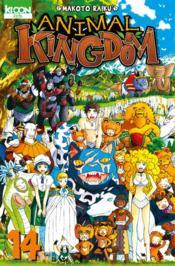 Animal kingdom t.14 - Couverture - Format classique