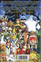 Animal kingdom t.14 - 4ème de couverture - Format classique