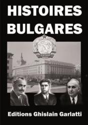 Histoires bulgares - Couverture - Format classique