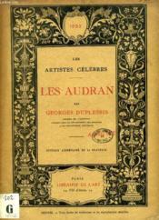 Les Audran (Les Artistes Celebres) - Couverture - Format classique