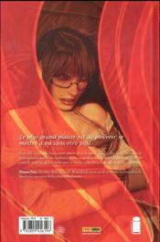 Sunstone T.2 - 4ème de couverture - Format classique