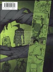 Ajin T.5 - 4ème de couverture - Format classique