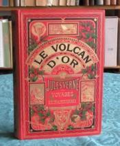 Le Volcan d'Or. (1 éléphant) - Couverture - Format classique
