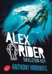 Alex Rider T.3 ; skeleton key - Couverture - Format classique